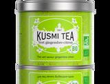 Πράσινο Τσάι Τζίντζερ Λεμόνι Κούσμι - House Of Spices