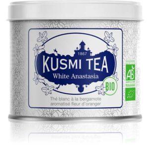 Λευκή Αναστασία Κούσμι - House Of Spices Kusmi Tea