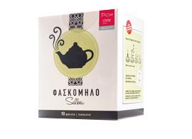 Φασκόμηλο Σε Φακελάκια - House Of Spices Μπαχαρικά Βότανα Τσάι