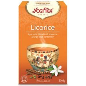 Τσάι Γλυκόριζα Γιόγκι - House Of Spices Μπαχαρικά Βότανα Τσάι