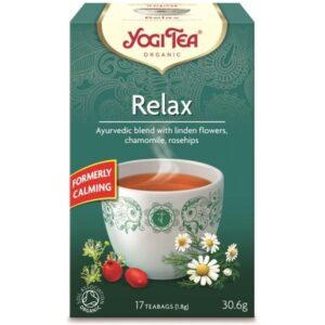 Τσάι Για Χαλάρωση Γιόγκι - House Of Spices Μπαχαριά Βότανα Τσάι