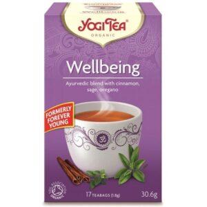 Τσάι Ευεξίας Γιόγκι - House Of Spices Μπαχαρικά Βότανα Τσάι