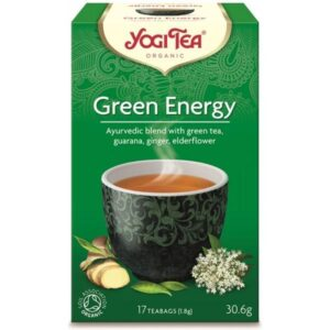 Πράσινο Τσάι Ενέργειας Γιόγκι - House Of Spices Μπαχαρικά Βότανα Τσάι