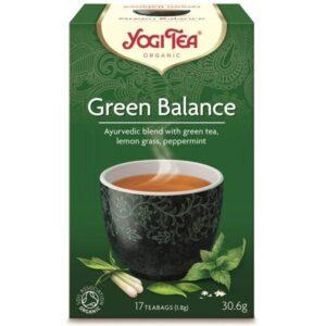 Πράσινο Τσάι Ισορροπίας Γιόγκι - House Of Spices