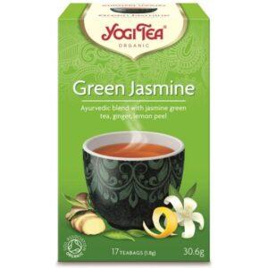 Πράσινο Τσάι Γιασεμί Γιόγκι - House Of Spices Μπαχαρικά Βότανα Τσάι