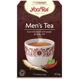 Τσάι Για Άνδρες Γιόγκι - House Of Spices Μπαχαρικά Βότανα Τσάι
