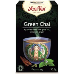 Πράσινο Τσάι Γιόγκι - House Of Spices Μπαχαρικά Βότανα Τσάι