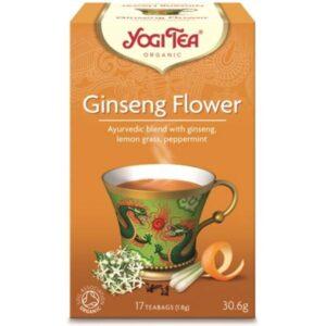 Τζίνσενγκ Γιόγκι Τσάι - House Of Spices Μπαχαρικά Βότανα Τσάι