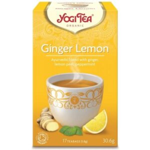 Τζίντζερ Λέμον Τσάι Γιόγκι - House Of Spices Μπαχαρικά Βότανα Τσάι
