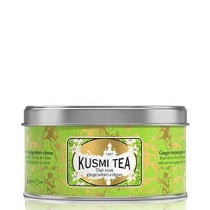 Πράσινο Τσάι Τζιντζερ Λεμόνι Κούσμι - House Of Spices
