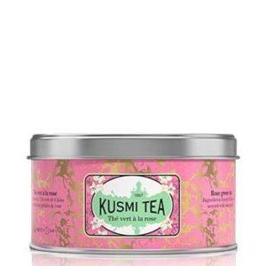 Πράσινο Τσάι Τριαντάφυλλο Απο Την Κούσμι - House Of Spices