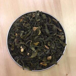 Πράσινο Τσάι Λεμόνι Τζίντζερ - House Of Spices Μπαχαρικά Βότανα Τσάι