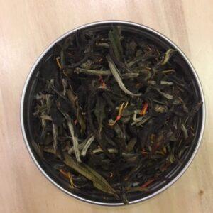 Λευκό Τσάι Με Σαφράν Και Βανίλια - House Of Spices