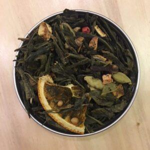 Πράσινο Τσάι Με Μπαχαρικά - House Of Spices Μπαχαρικά Βότανα Τσάι