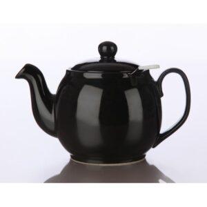 Τσαγιέρα Μαύρη Με Φίλτρο - House Of Spices Μπαχαρικά Βότανα Τσάι