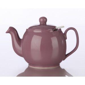 Τσαγιέρα Μωβ Με Φίλτρο- House Of Spices Μπαχαρικά Βότανα Τσάι