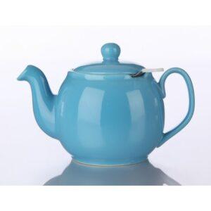 Τσαγιέρα Μπλέ Με Φίλτρο - House Of Spices Μπαχαρικά Βότανα Τσάι