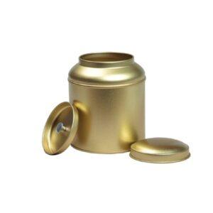 Κουτί Αποθήκευσης Χρυσό - House Of Spices Μπαχαρικά Βότανα Τσάι