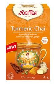 Τσάι Κουρκουμά Γιόγκι - House Of Spices Μπαχαρικά Βότανα Τσάι