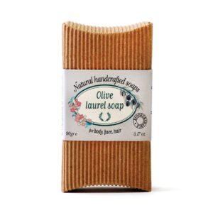 Σαπούνι Ελαιολάδου Με Δάφνη - House Of Spices