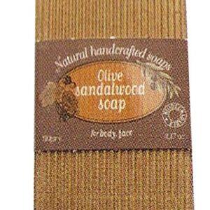 Σαπούνι Ελαιολάδου Με Σανδαλόξυλο - House Of Spices