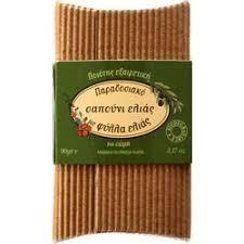 Σαπούνι Ελαιολάδου Με Φύλλα Ελιάς - House Of Spices
