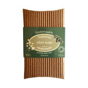 Σαπούνι Ελαιολάδου Με Χαμομήλι - House Of Spices