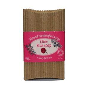Σαπούνι Ελαιολάδου Με Τριαντάφυλλο - House Of Spices