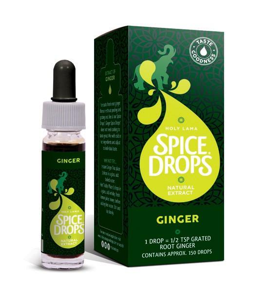 Εκχύλισμα Τζίντζερ Φυσικό 100 % - House Of Spices