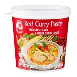 Πάστα Κόκκινο Κάρυ - House Of Spices Μπαχαρικά Βότανα τσάι