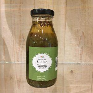 Γλυκόξινη Σάλτσα Με Πράσινο Τσίλι Και Κόλιανδρο - House Of Spices