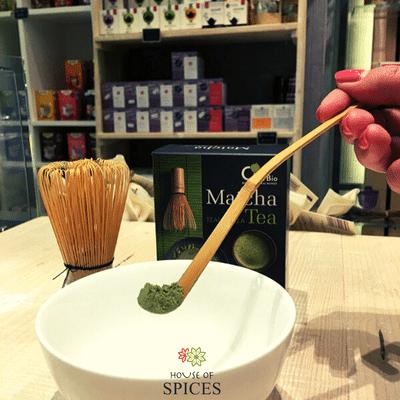 Τσάι Μάτσα Πως Το Φτιάχνω - House Of Spices