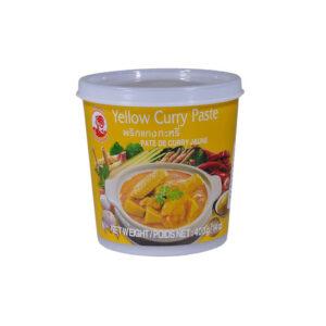 Πάστα Κίτρινο Κάρυ - House Of Spices Μπαχαρικά Βότανα Τσάι