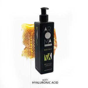 Κρέμα Σώματος Με Ελαιόλαδο Κερί Μέλισσας - House Of Spices